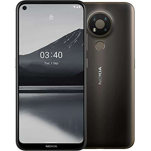 Nokia 3.4 Unlocked Android Smartphone