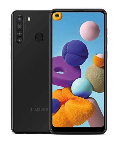 Samsung Galaxy A21 Unlocked Cell Phone