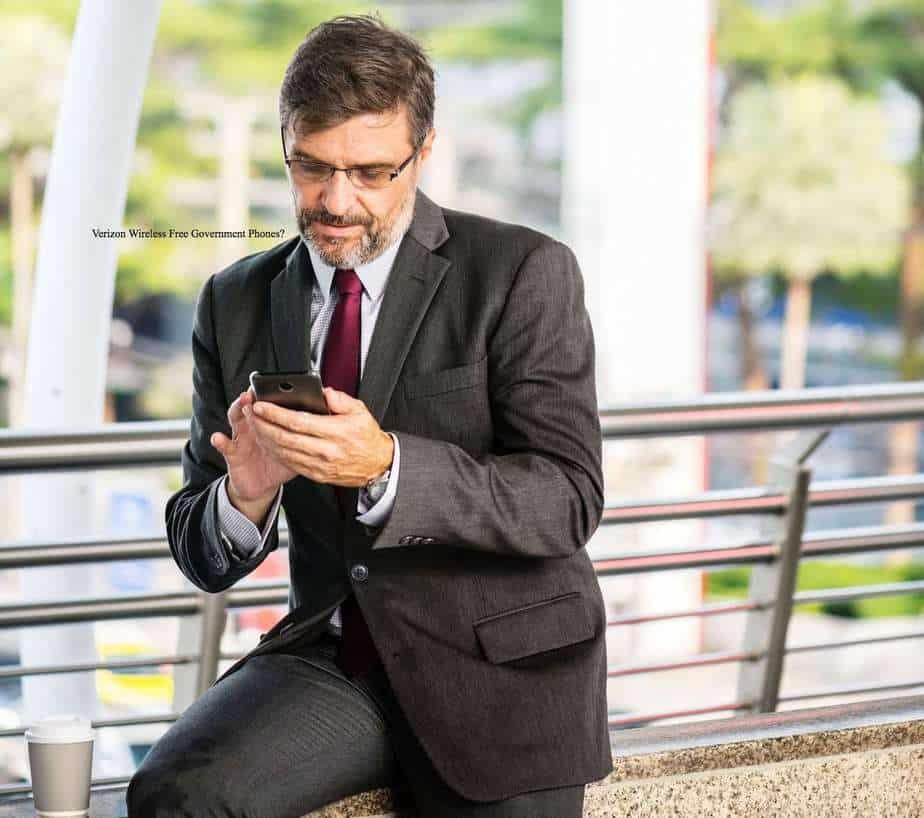 Verizon Wireless Free Government Phones?