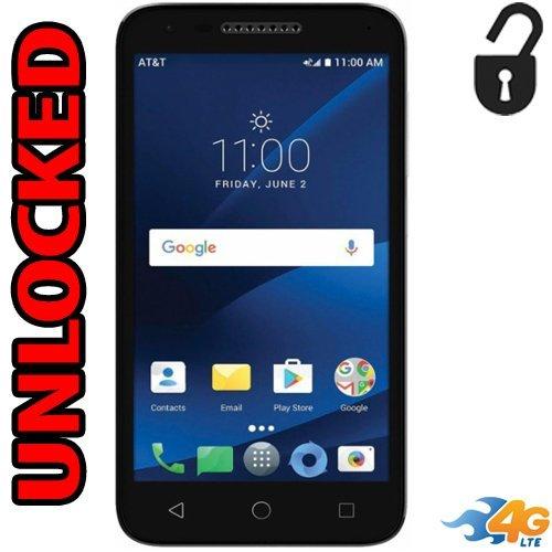 Alcatel Cameo X Unlocked Safelink Compatible Phone
