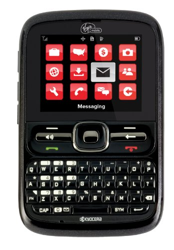 Virgin Mobile Paylo Phones - Kyocera 2300 Prepaid Phone