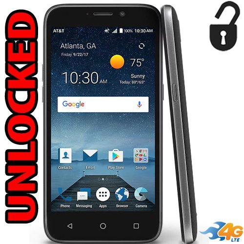 ZTE Maven 3 Unlocked Safelink Compatible Phone