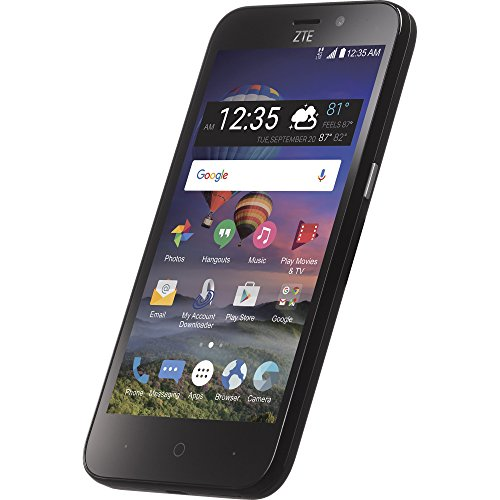 Safelink Compatible Phones 2018 - ZTE ZFive 2 5.0 LTE