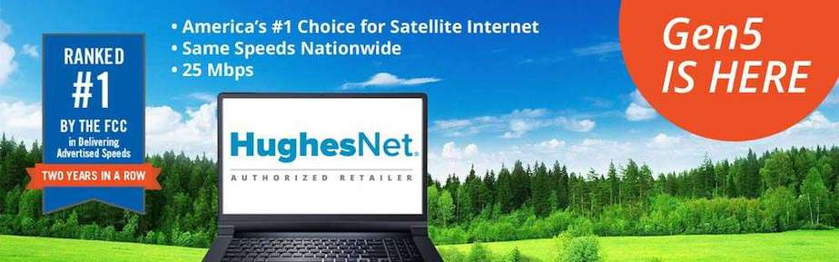best tv and internet deals - HughesNet and DirecTV Bundle