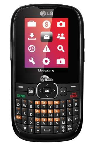 LG LG200 Prepaid Phone
