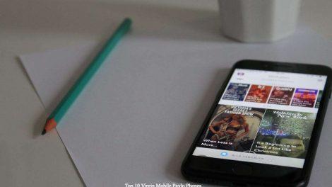Top 10 Virgin Mobile Paylo Phones