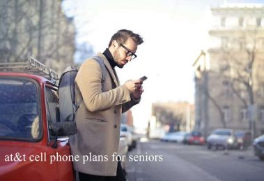 at&t cell phone plans for seniors