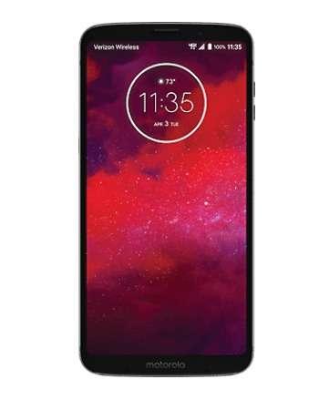 Verizon Phone Deals for Existing Customers - Motorola Moto Z3