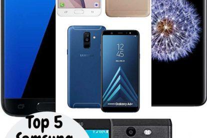 Top 5 Samsung Metro PCS Cell Phones
