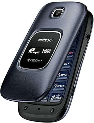 Verizon Cell Phone Plans for Seniors - Kyocera Cadence LTE Prepaid