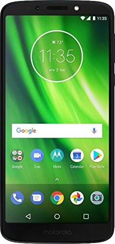 Verizon Cell Phone Plans for Seniors - Motorola Moto G6 Play Prepaid