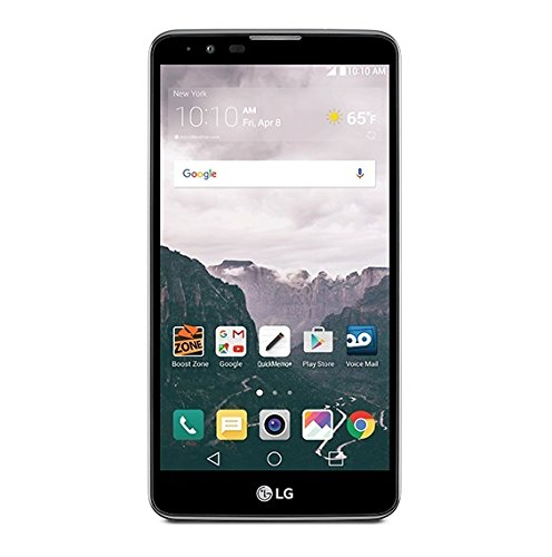 Assurance Wireless Free Phone - LG Stylo 2
