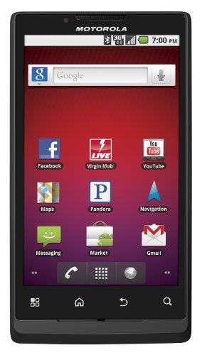 Assurance Wireless Free Phone - Motorola Triumph
