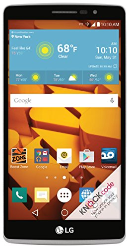 Assurance Wireless Free Phone - LG G Stylo Boost Mobile