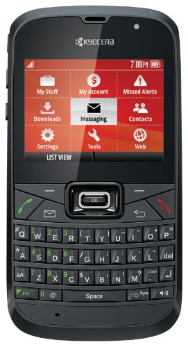 Assurance Wireless Free Phone - Kyocera Brio