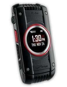 Best Virgin Mobile Flip Phones - Casio G'zone C781 Ravine 2 Verizon Cell Phone