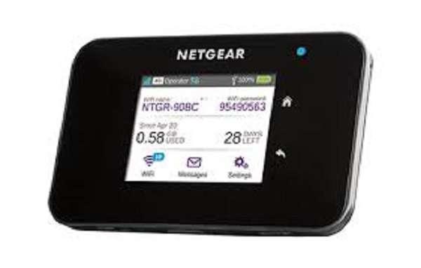 Netgear LTE Boost Mobile Hotspot