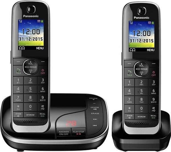 Cheap Landline Phone Service - Panasonic KX-TGJ322