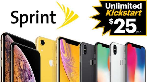 Sprint Unlimited Kickstart