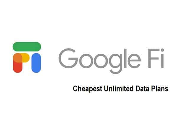 Google Fi (flexible data plan)