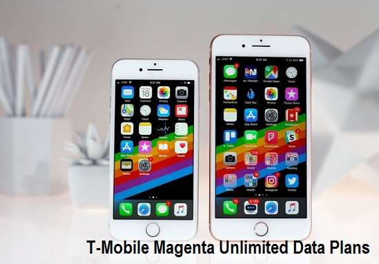 Cheapest Unlimited Data Plans - T-Mobile Magenta Family