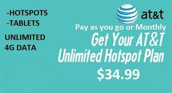10 Best Unlimited Mobile Hotspot Plans 2019 | ResetTips