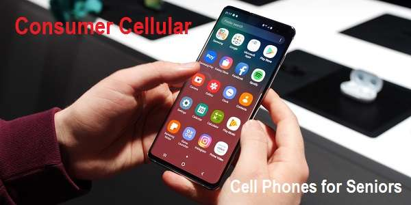 AARP Cell Phones for Seniors - Discounted Phones and Deals for Seniors from Consumer Cellular