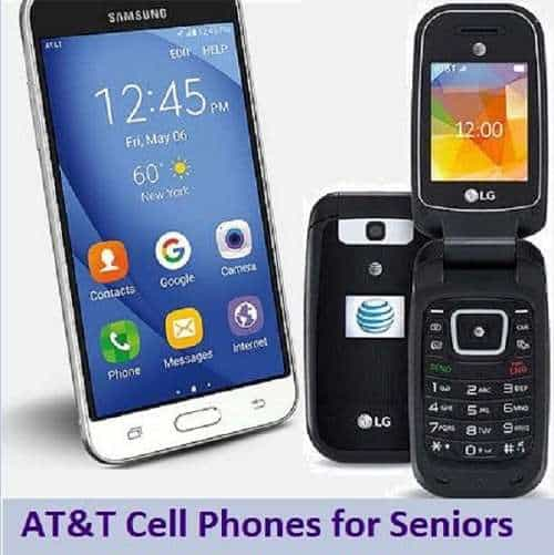 AARP Cell Phones for Seniors - Discounted Phones and Deals for Seniors from AT&T