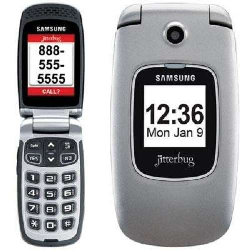 Best Jitterbug Phone for Seniors - Samsung Jitterbug Plus
