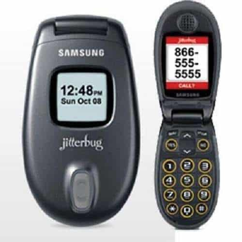 Best Jitterbug Phone for Seniors - Samsung Jitterbug Dial