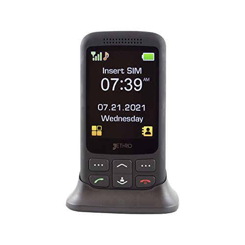 Best Virgin Mobile Flip Phones - Jethro SC729 Flip Seniors