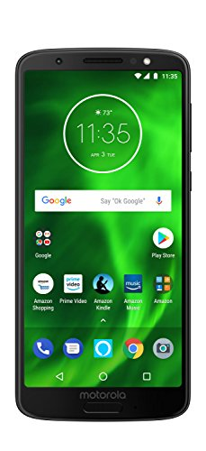Boost Mobile Plans with Free Phones - Moto G6