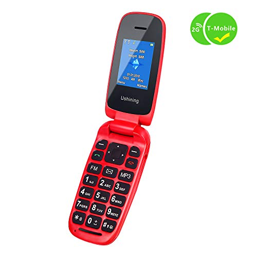 Best Virgin Mobile Flip Phones - Ushining Unlocked Flip Cell Phone
