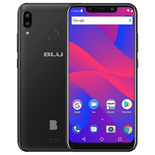 BLU Vivo XL4 - Compatible for Virgin mobile user