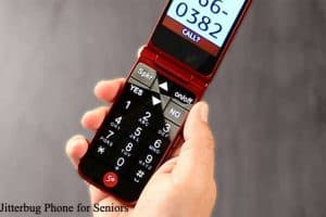 Jitterbug Phone for Seniors
