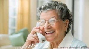 Cheap Landline Phone Service - Landline Phones for Seniors