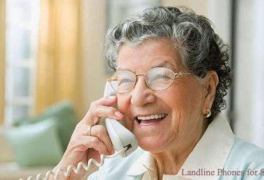 Cheap Landline Phone Service - Landline Phones for Seniors