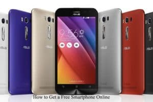 How to Get a Free Smartphone Online