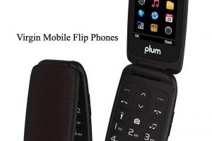 Virgin Mobile Flip Phones
