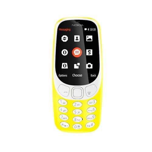 Top 10 Virgin Mobile Pay As You Go Phones 2019 - Nokia 3310 Yellow