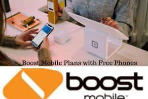 Boost Mobile Plans with Free Phones