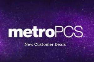 MetroPCS New Customer Deals