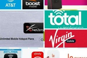 Unlimited Mobile Hotspot Plans