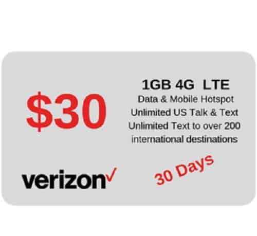 Best Verizon Prepaid Hotspot Plans