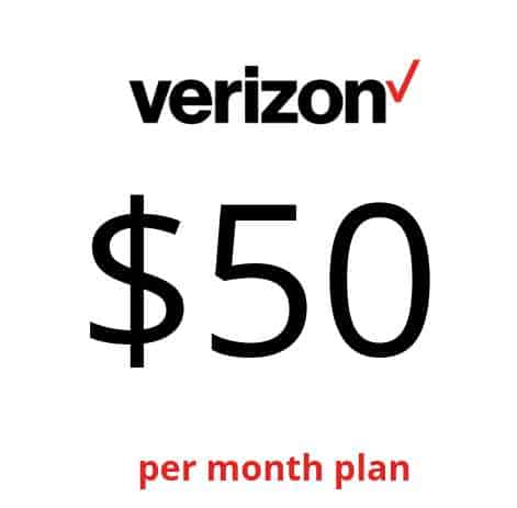 10 Best Verizon Business Cell Phone Plans 2019 - Verizon Smartphone Business Plan $50