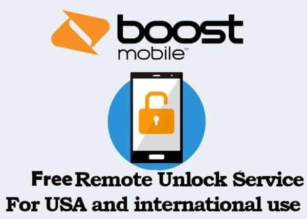 How to Unlock a Boost Mobile Phone for Free if You are NOT a Current Boost Customer?