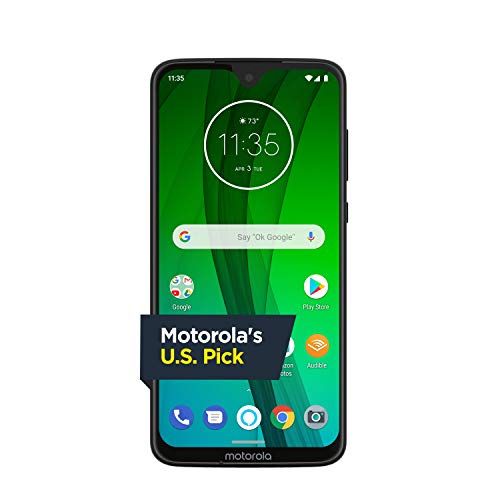 6 Republic Wireless compatible Phones - Motorola moto g⁷