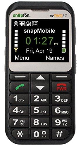 15 Best AT&T Cell Phones for Seniors - Snapfon ezTWO