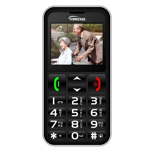 15 Best AT&T Cell Phones for Seniors - YING TAI T11 2G