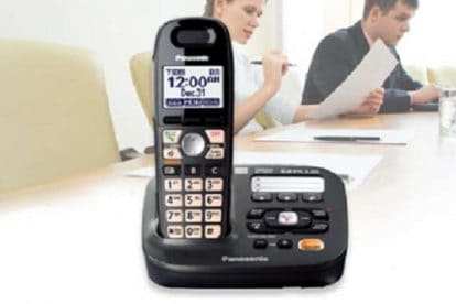 Large Button Cordless Phone for Visually Impaired